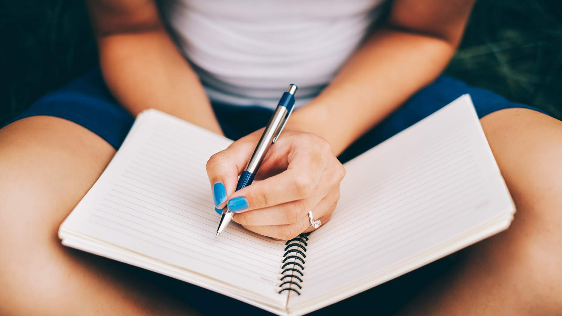 How to keep a yoga journal