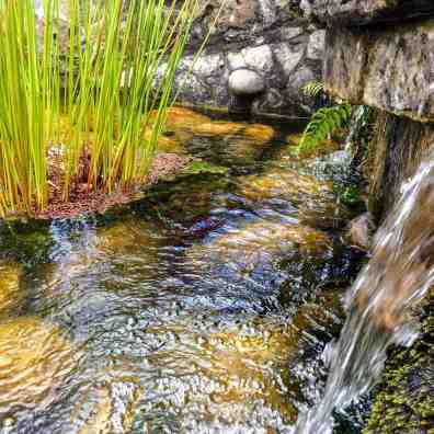 stream in Monserate in Bogata must see Colombia