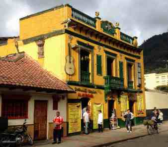 Bogata must see Colombia