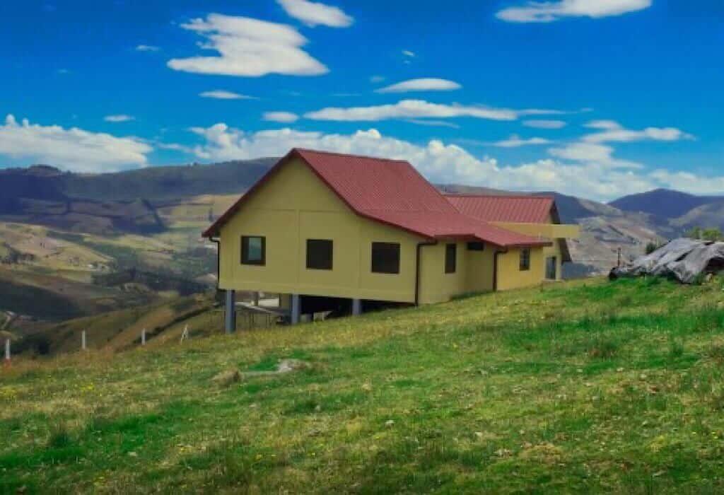 Safe House at Dunamis
