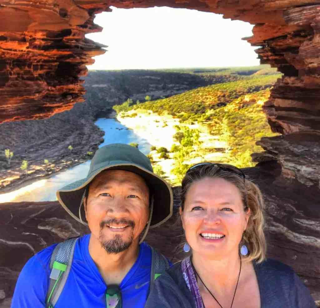 Trinity & Bonnie in Western Australia