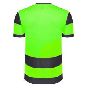 Umbro Triumph SS carbon / gecko green back