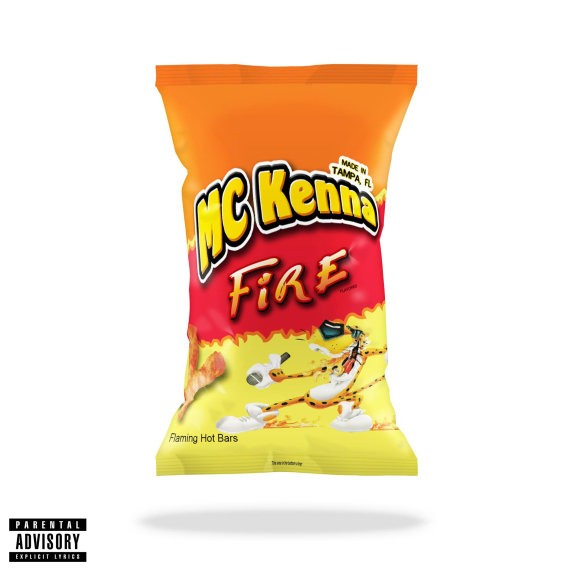 MC Kenna - Fire (Produced by AT)