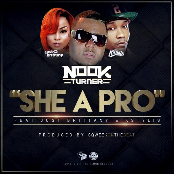 NOOK Turner - She A Pro