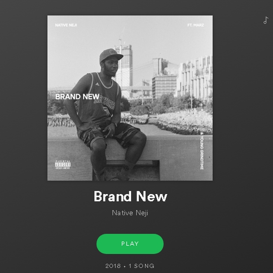 Native Neji feat Marz and Young Grindtime - Brand New - Spotify