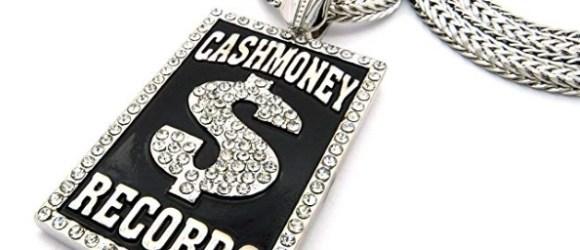Cash Money Records Necklace