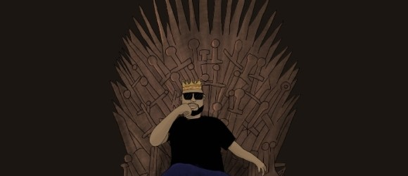 Nick Almighty - Iron Throne