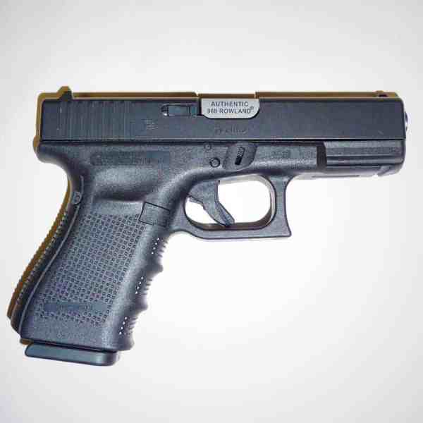 .960 Rowland® Glock 19 Gen 4 | Complete Guns By .460 Rowland