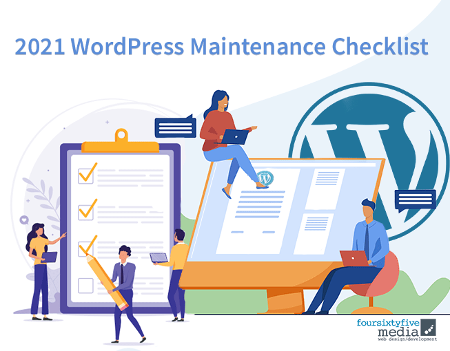 2021-wordpress-and-website-maintenance-checklist