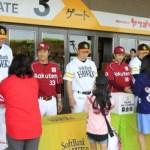 熊本出身の選手はじめ、各選手が想いを胸にプレー!