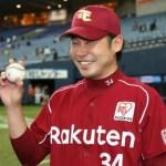 祝!プロ初勝利!楽天イーグルスの武藤投手がデサントのグラブを使用!