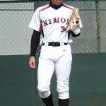 日本大学 住田選手がザナックスのグラブを使用!
