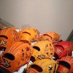 【ベースボールセレクト】12/18のPickup:内野手用のグラブたち!!