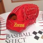 【ベースボールセレクト】7/27のPick up:ジームス 限定 内野手用グラブ SV-514DB!!
