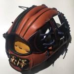 【ベースボールセレクト】6/14のPick up:玉澤スワロー限定 軟式 グローブ内野手用KANTAMA-60ISW!