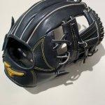 【ベースボールセレクト】8/11のPick up:ミズノプロメタリックレザー使用済みサンプル