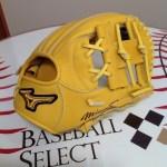 【ベースボールセレクト】12/2のPick up:ミズノ 硬式 内野手用 グラブ ミズノプロ 1AJGH16053