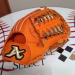 【ベースボールセレクト】1/27のPick up:ATOMS 硬式 外野手用 グラブ AGL-701!