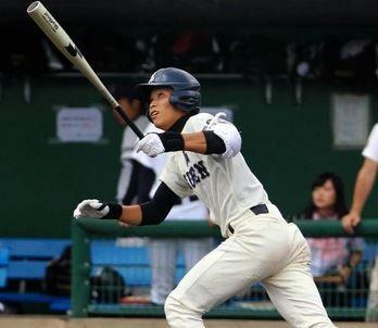PL学園 中川選手