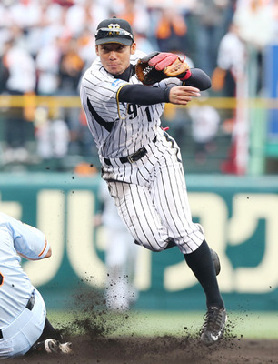 阪神タイガース 鳥谷選手 グローブ