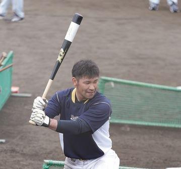 オリックス  宮崎選手