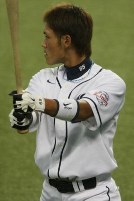 西武 斉藤選手 NIKE