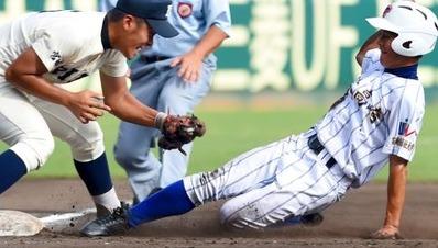 健大高崎 平山選手 アディダス スパイク 3