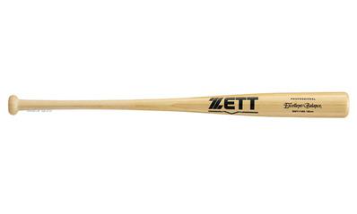 ゼット 硬式 木製 バット エクセレントバランス BWT17385