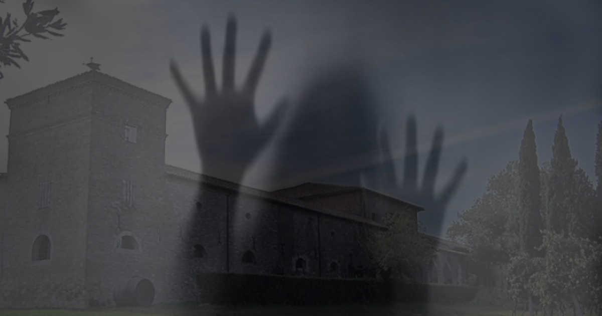 Il fantasma del castello di Ribano