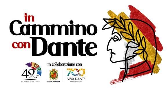 In Cammino con Dante, visual del Remote Slow Mob