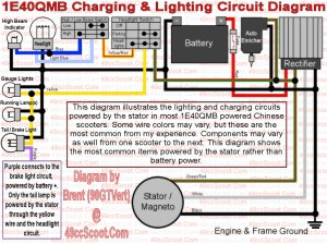 My Wiring Diagrams | 49ccScoot Scooter Forums