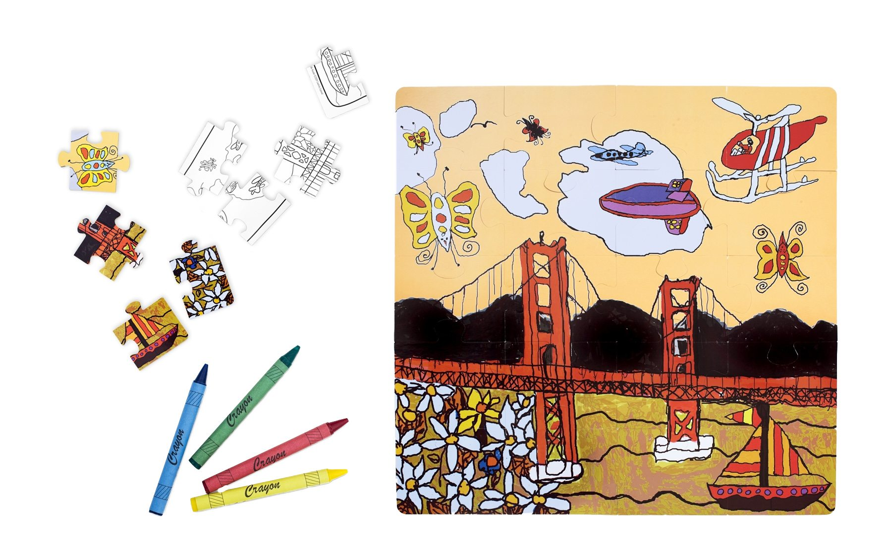 57 Cool San Francisco Gifts For Kids From Newborns To