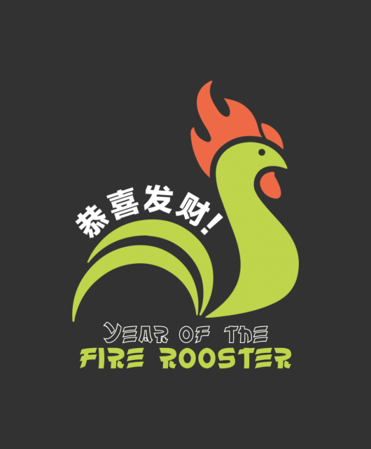 JODI Group's Year of the Fire Rooster
