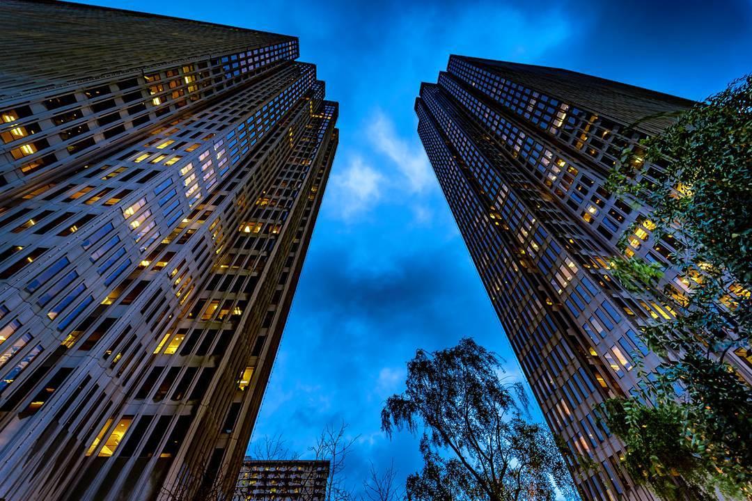 Twin Towers. Photo: _crossplaner1_.