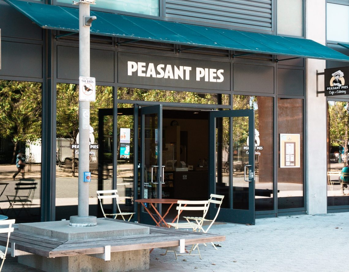 Peasant Pies. Photo: Justin Wong, 49miles.com.