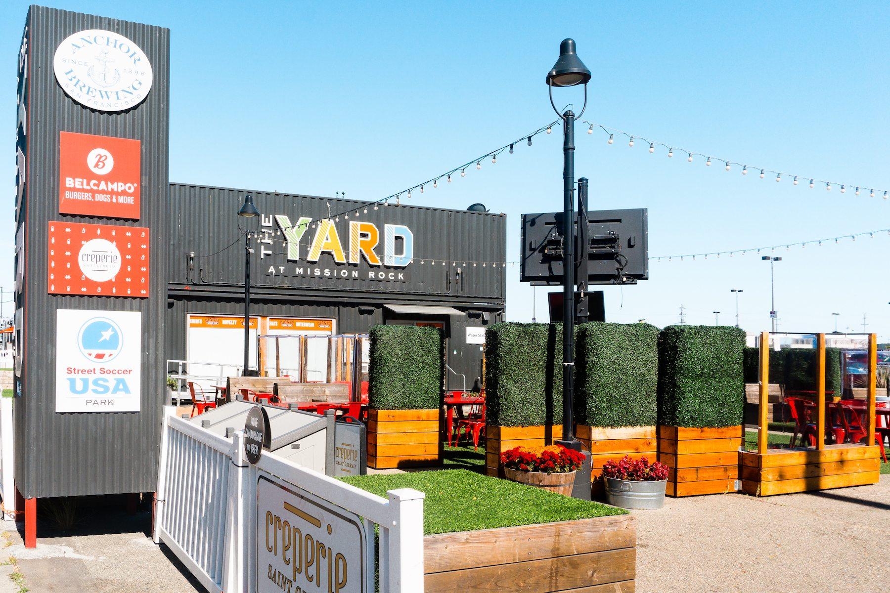 The Yard. Photo: Justin Wong, 49miles.com.