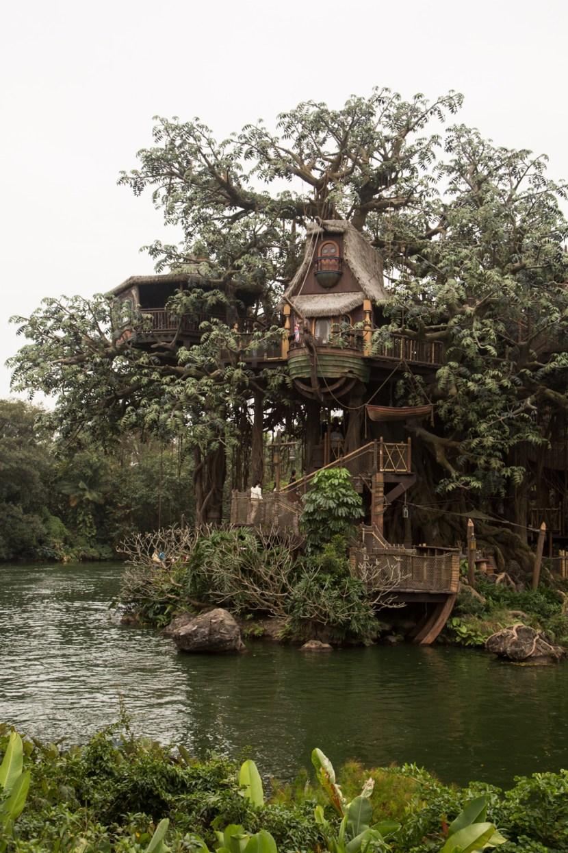 Jungle Cruise At Hong Kong Disneyland Full Ride Video
