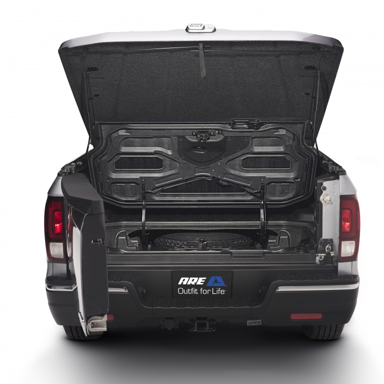 Honda Ridgeline Gallery A R E Truck Caps And Tonneau Covers