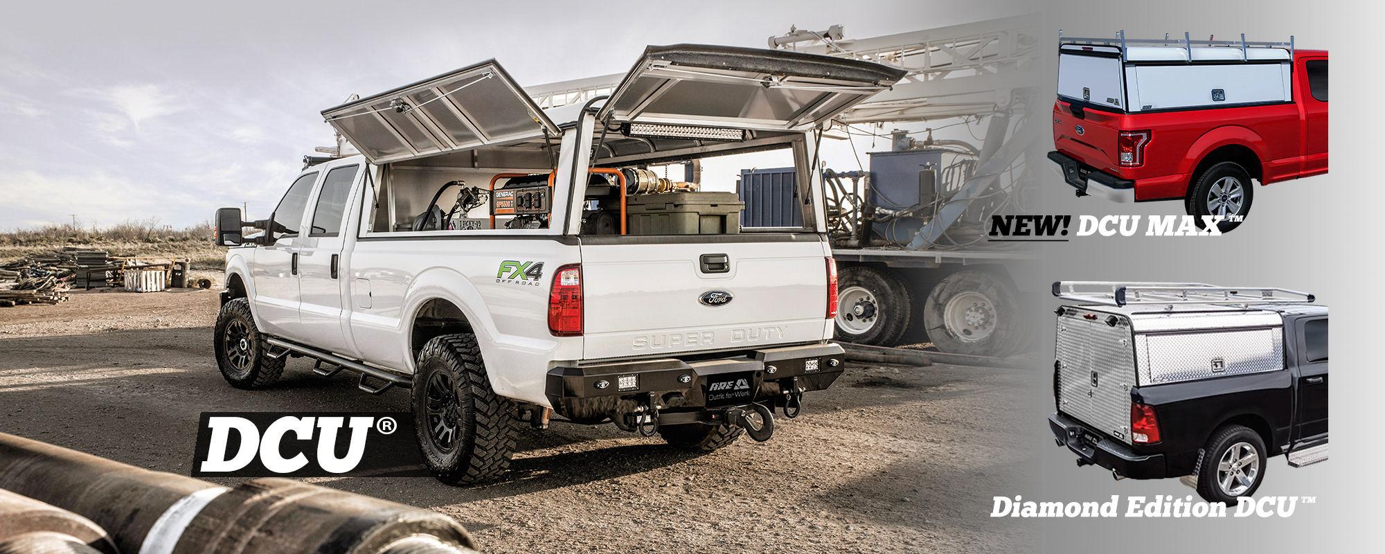 Commercial Aluminum Caps A R E Truck Caps Truck