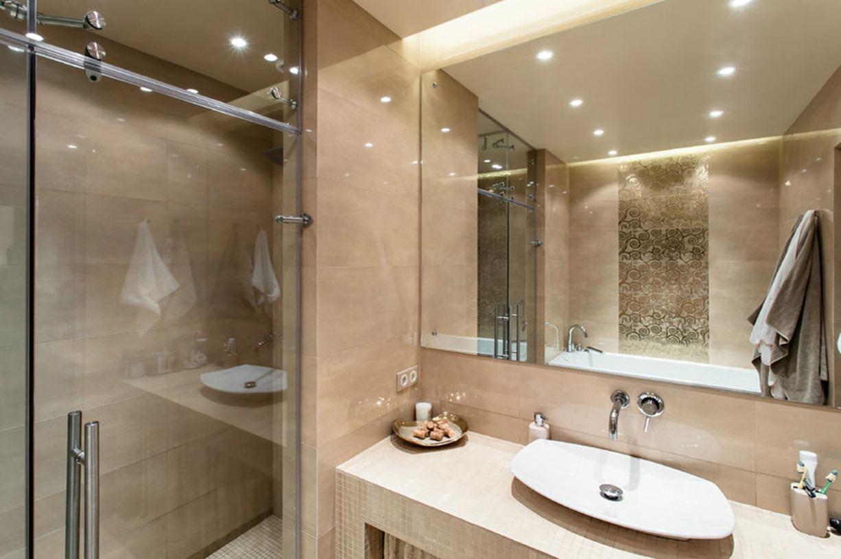 Stylish Laconic And Functional New York Loft Style Interior Design