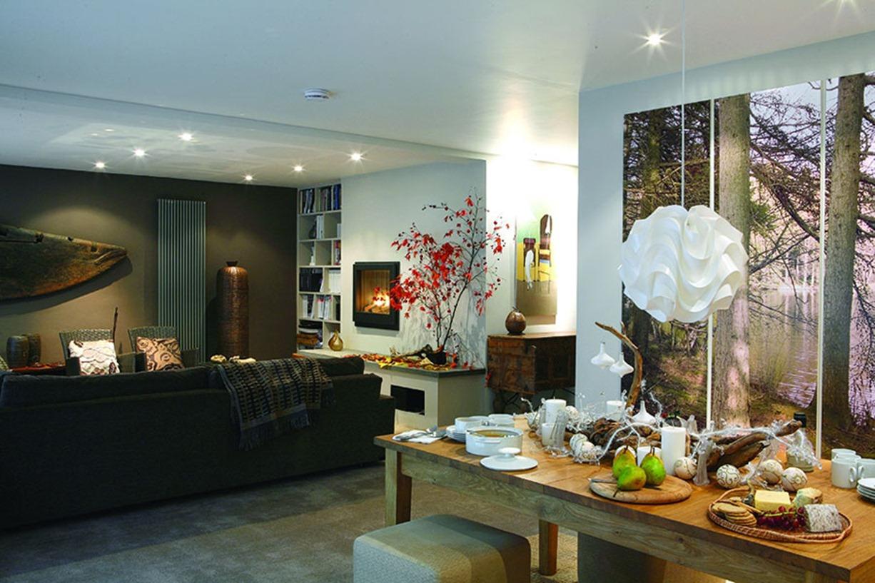 Masculine Interior Design With Imagination