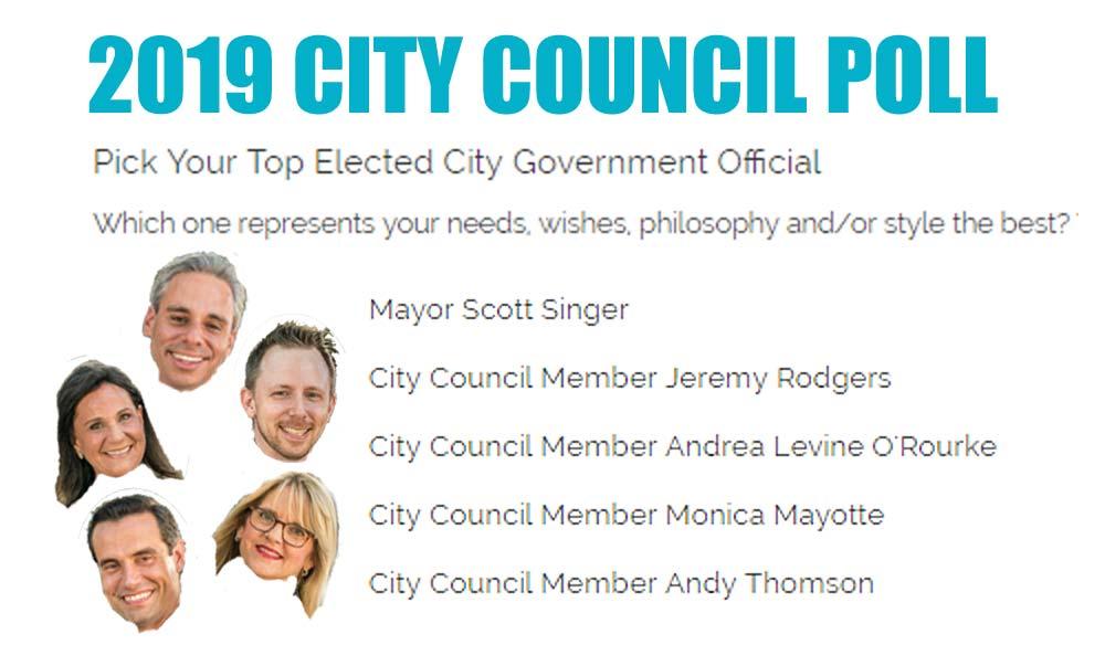 2019-Boca Raton City Council Poll
