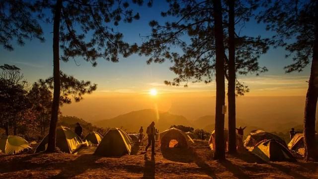 Le Kenya, une destination de choix pour les inconditionnels de la tente