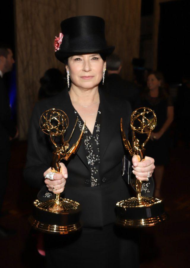 Amy Sherman-Palladino Emmys 2018 4chion lifestyle