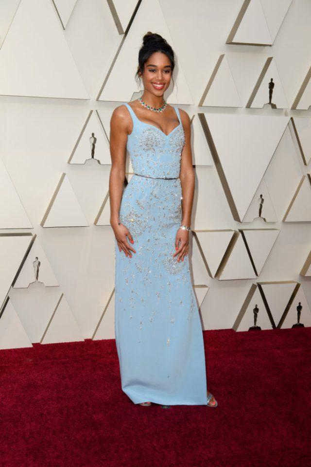 Laura Harrier Academy Awards