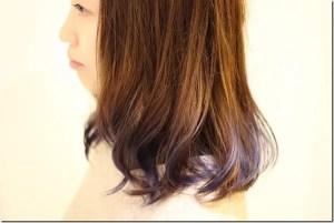 マニパニを使った髪の毛の染め方!グラデーションカラーはおすすめです