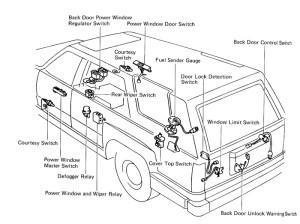 4Runner Rear Window Cheap Tricks