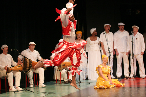 ¡Todo Folklore Cubano!, Photo courtesy of the artists