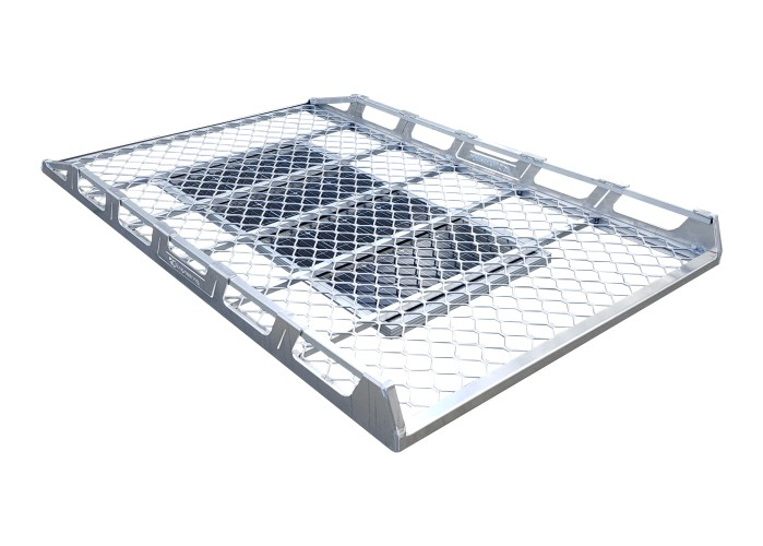 Roof Rack Solar Mesh Floor 4D Engineering