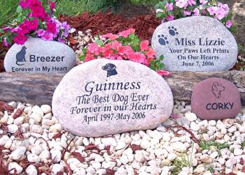 River Rock Memorials